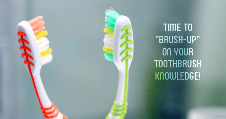 Choosing the best toothbrush may seem overwhelming! This post contains tips to help.