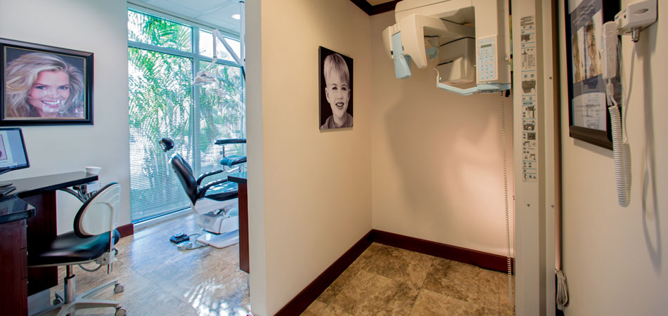 Operatory photo at Dr. Cascante's Miami-Kendal Village Dental Office
