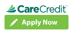 CareCredit Dental Financing Logo With Apply Now Text